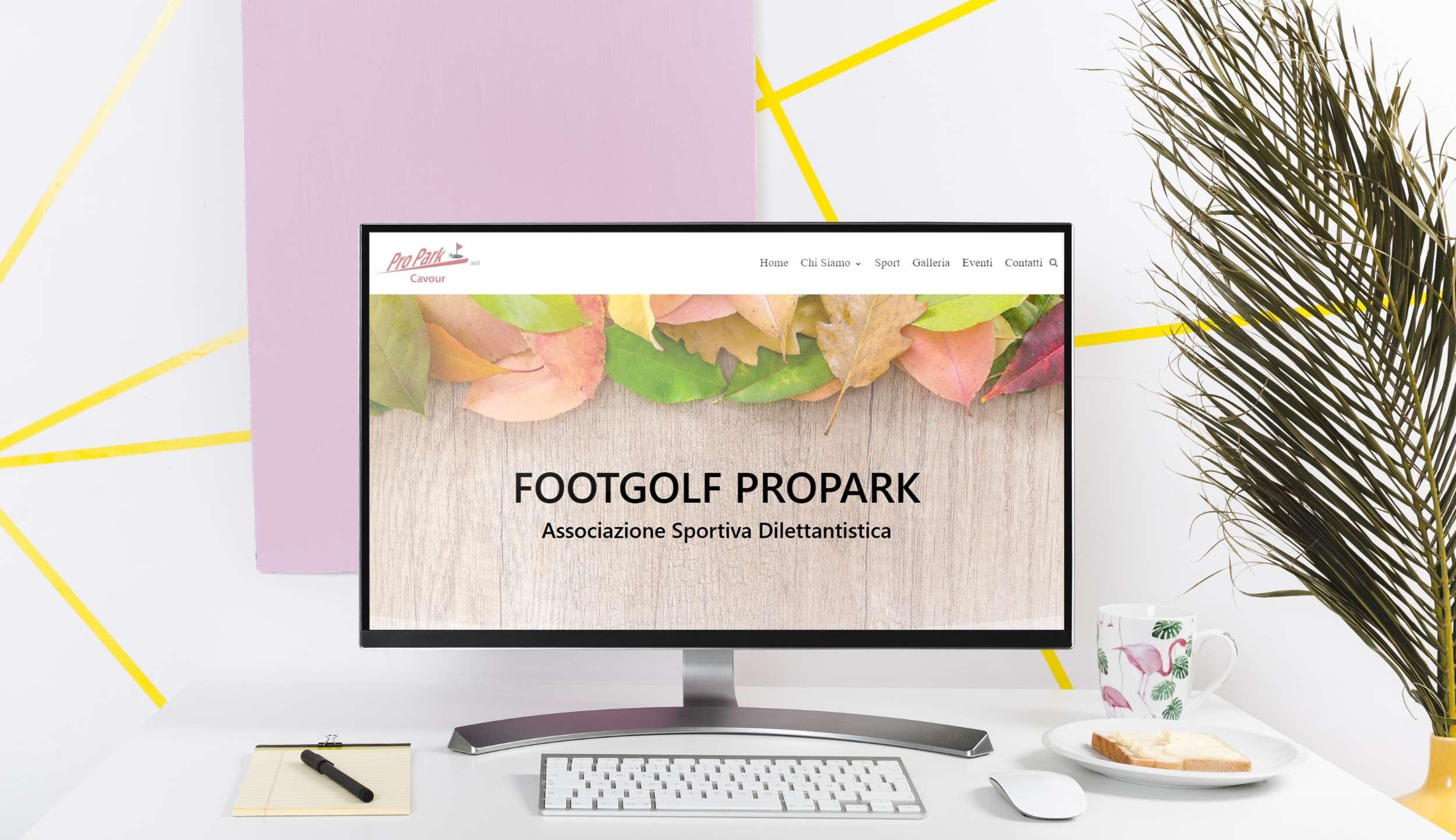 Mockup Propark Cavour